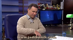 Nikola Gruevski-Jadi Burek