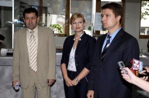 Поранешната директорка на Фондот за здравство на МР, Маја Парнаџиева-Змејкова. Фото: МИО