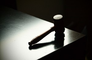 Судски чекан. Фото:  orangesparrow, 2011