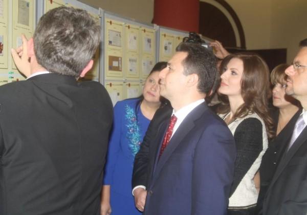 Со еден документарец, да поминат сите. Фото: Музеј на македонската борба за слобода и независност.