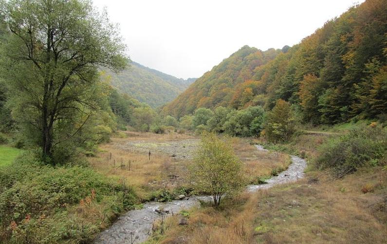 Потенцијалот на малата река Црна е голем, ако се знае да се искористи. Фото: Wikipedia