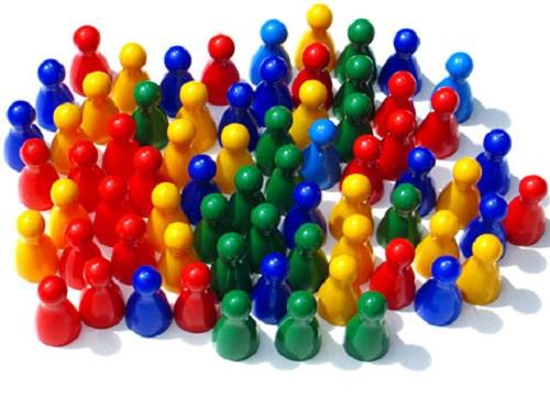 Боите во политиката не се исти кога станува збор за толеранцијата. Фото: Википедија