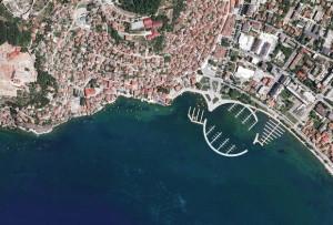 Нема информации дали е избрано идејното решение според кое треба да се гради марината во Охрид, Фото: Скриншот