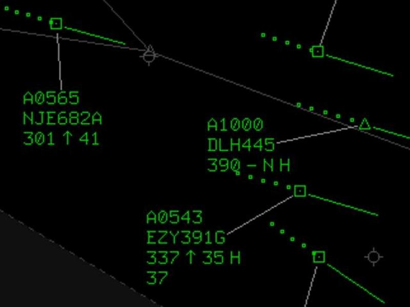 Допрва ќе се избира доставувачот на новиот радар. Фото: Eurocontrol