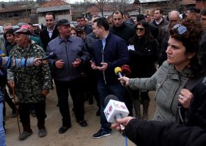 """Лидер на партија се однесува како да е """"Република Македонија"""". Фото: скриншот"""