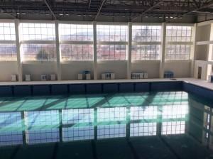 Sërish paralajmërim për hapjen e pishinës në Kumanovë. Foto: Kat-Ing Gradba