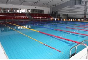 Само најави за изградба на базени во училиштата во Карпош Фото: Скриншот
