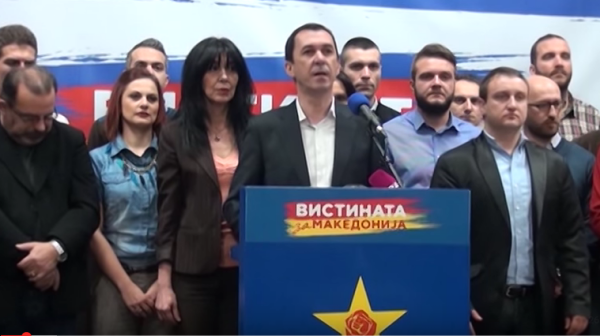 Party employments, party votes, party lustration. Photo: Screen shot