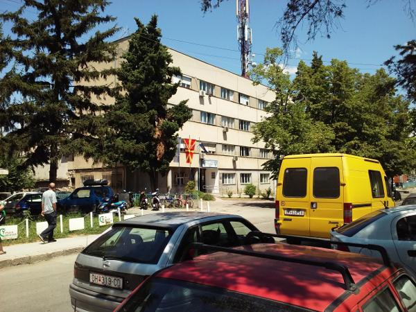 """Edhe policia në Ohër ka pas nevojë të """"plotësohet"""" nga Shkupi .Foto: Vërtetmatësi"""