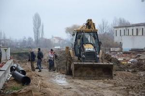 Се чека почетокот на работите. Фото: Општина Струмица