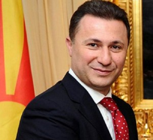 """Gruevski dezinformon kur thotë se """"askush nuk ka gjetur zgjidhje kushtetuese"""". Foto: VMRO-DMNE ueb sajti oficial."""