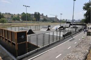Идејата за скејт-парк била добиена уште во 2012 година на владиниот ден на идеи, по што Груевски му сигнализирал на Трајановски да се прави ваков проект  Фото: Принтскрин