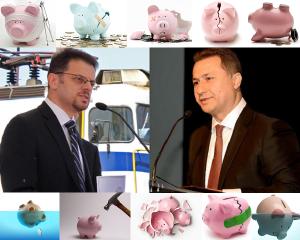 Ставрески, Груевски и скршените финансии. Фото: Гугл