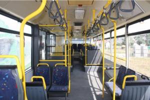 До крајот на 2016  година  ЈСП треба да постави камери со снимачи во 100  автобуси Фото: Принтскрин