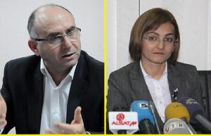 Çavkov dhe Jankuloska - të dy avokat të arrestimeve absurde teatrore. Foto: Vikipedija/Qeveria e RM