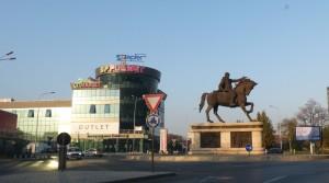 Општина Ѓорче Петров, без ветените индустриски зони, Фото: Принтскрин
