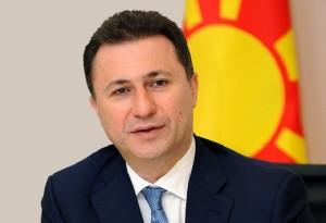 Nikolla Gruevski është i sigurtë në lidhjen e punësimeve me paga - faktet flasin ndryshe. Foto:skrinshot