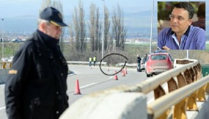 Ten new doubts about the car accident. Photo: Igor Banskoliev/Nova Makedonija