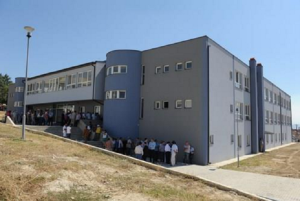 Новото средно училиште  се протега на површина од 4.405 метри квадратни                                        Фото: Принтскрин