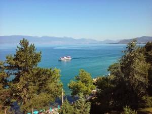 Radarët për ndjekjen e anijeve në Liqenin e Ohrit deri më tani nuk janë blerë. Foto: Sasho Spasoski (kopjimi është i ndaluar)