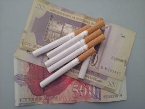 Пушачите самите ќе пресметуваат колку ќе заштедат со откажувањето. Фото: Вистиномер