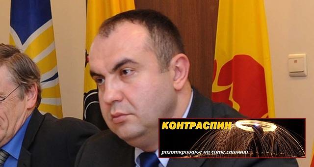 """Peshevski: """"Ne nuk jemi transparent , por opozita i shkakton dëm shtetit"""". foto: Qeveria e RM-së"""