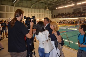 После неколкукратно пробивање на роковите, базените отворени за кумановци. Фото: Општина Куманово