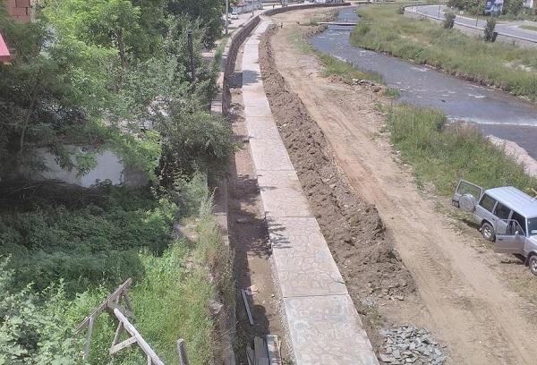 Патеката стана реалност многу подоцна од ветениот рок. Фото: Општина Крива Паланка
