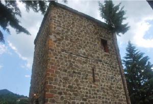 Овој споменик на културата од 14 век е целосно конзервиран и реставриран во јуни 2016 година Фото: Принтскрин