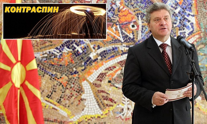 Најголемиот удар за СЈО извршен во април од претседателот Иванов
