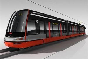 Трајановски два мандата   не успеа да го реализира проектот трамвај во Скопје  Фото: Принтскрин