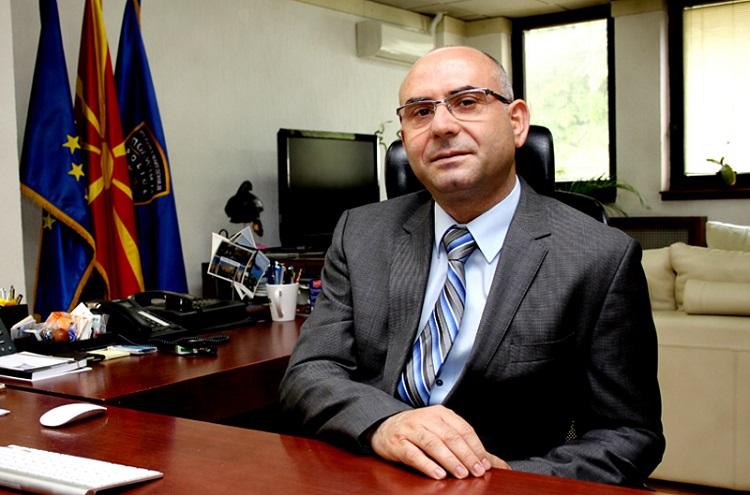 Mitko Çavkov, drejtor aktual i DSP-së. Foto: MPB, ueb-faqja.