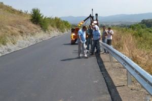 Реконструкцијата и асфалтирањето завршени шест и пол месеци по рокот. Фото: Општина Неготино