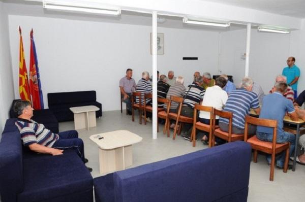 Центарот отворен со задоцнување. Фото: Општина Илинден