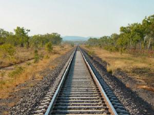Според најавите, проектот за пругата од Кичево до албанскиот град Лин треба да биде готов до крајот на 2016 година Фото: Принтскрин