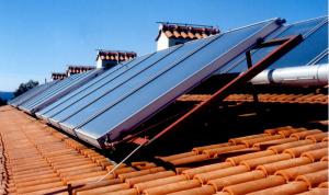 Надоместокот за инсталирање на сончеви колектори во домаќинствата е во висина на  30 отсто од вкупната инвестиција, но  не повеќе од 300 евра . Фото: Принтскрин
