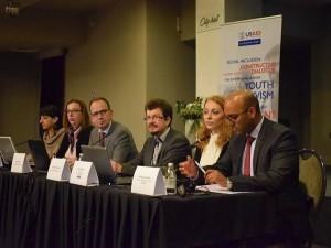 Mbështetja për organizatat qytetare dhe koalicionet e organizatave qytetare të fokusuara në çështjet me prioritet në interesin publik në Maqedoni. Foto: Meta.