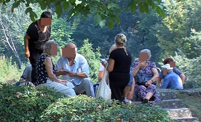 Бесплатниот викенд пензионерите можат да го искористат еднаш годишно во период од април до ноември Фото: Принтскрин
