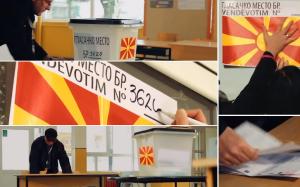 """Zgjedhjet në Maqedoni ende larg """"demokracisë"""". Foto: screnshoot/KSHZ"""
