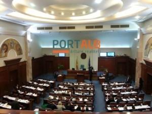 Për pesë vite shuma për ndërtim dhe rinovim të Kuvendit është rritur për tre milion euro.