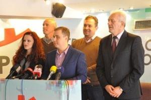 ГРОМ: Ако може Катица, Иванов може пак. Фото: ГРОМ-веб