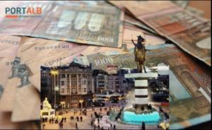 Nivel i lartë, rekord i borxhit publik - Maqedonia vazhdon që të marr hua.