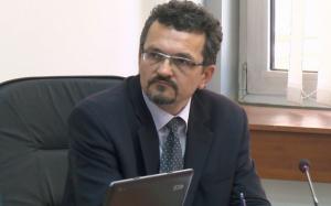 """Zoran Karaxhovski, kryetar i Këshillit Gjyqësor  në RM: lehtë """"befasohet"""". Foto: screenshot."""