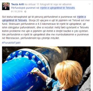 Teuta Arifi_Ujesjellesi
