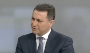 Лидерот на ВМРО-ДПМНЕ со паничен настап: или јас ќе ја водам државата, или ќе ја нема! Фото: Принтскрин