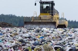 Проблемот со комуналниот отпад сè  уште без напредно решение. Фото: Pixabay