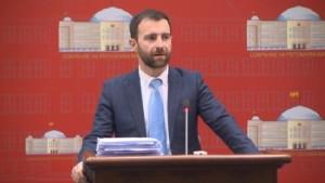 Илија Димовски заборави на Црниот понеделник. Фото: ВМРО-ДПМНЕ/веб страна