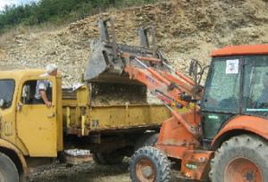 Наместо регионална, подобрена состојбата со локалната депонија. Фото: Охридски Комуналец