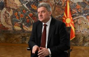 Pretendime që nuk bindin dhe të pavërteta nga Ivanov për sektorin civil. Foto: Presidenti i RM-së/ueb-faqja.