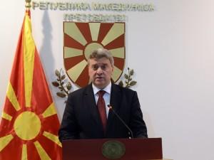 Të gjithë kanë gabuar dhe janë fajtor përveç presidentit. Foto: Gjorgje Ivanov/Kabineti ueb-faqja.